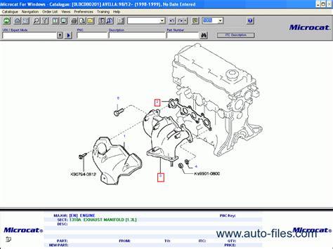 Kia Parts by Kia Spare Parts Catalog