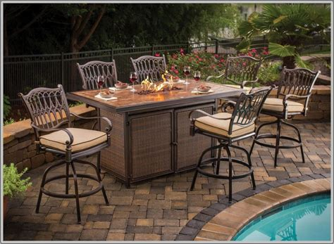 patio furniture bar height set lovable bar style patio sets patio furniture bar height