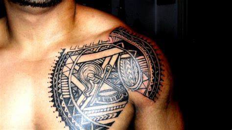 12 lovely samoan tribal tattoos only tribal