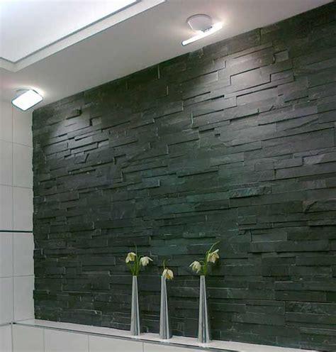 carrelage sol et mur parement parement mur naturelle 18x50cm laja noir