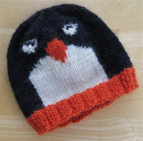 knitting pattern for penguin penguin knitting patterns in the loop knitting
