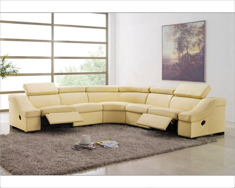 sectional sofa set leather reclining sectional sofa set esf8021