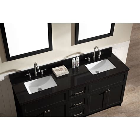 bathroom vanity sink top ace 73 inch transitional sink bathroom vanity set