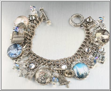 charms jewelry harry potter vintage inspire charm bracelet jewelry