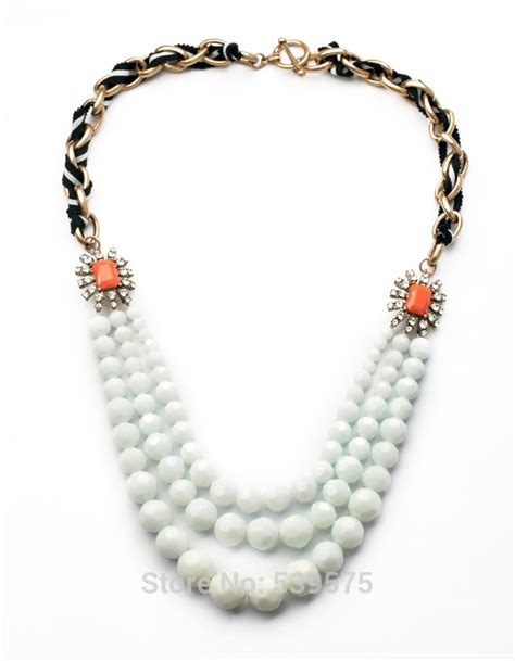 cheap bead necklaces buy wholesale pearl necklace from china