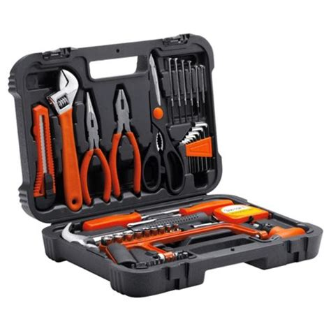 Buy Tesco 52pc Household Tool Kit From Our Diy Accessories