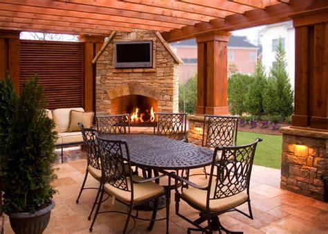 outdoor living outdoor living space boyce design contracting