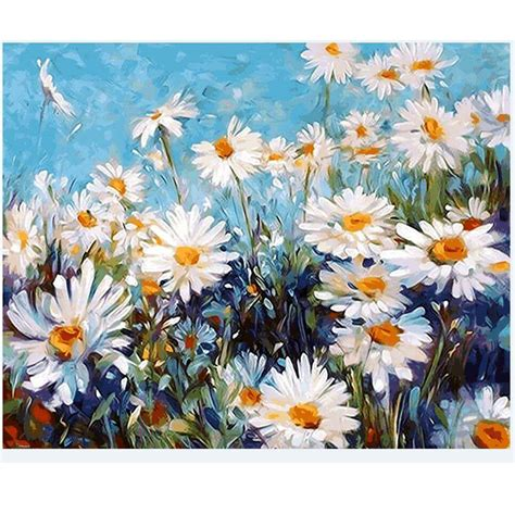 whole painting buy wholesale flower painting from china flower