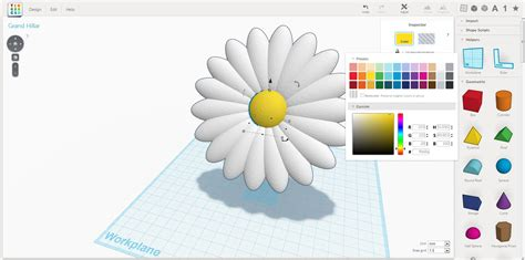tinkercad designs custom colors in tinkercad tinkercad