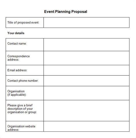 sample event checklist template event planning companies
