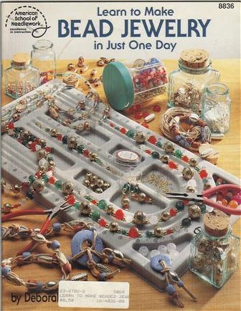 learn to make jewelry learn to make bead jewelry in just one day american