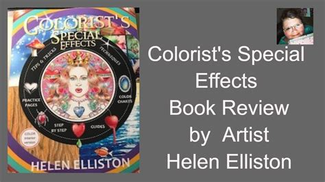 helen s book review not colorist s special effects step by step techniques and