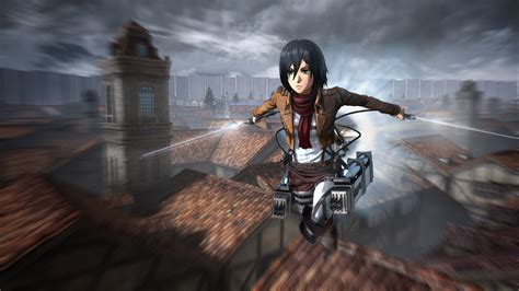 attack on titan 1 attack on titan playstation 4 gets great looking