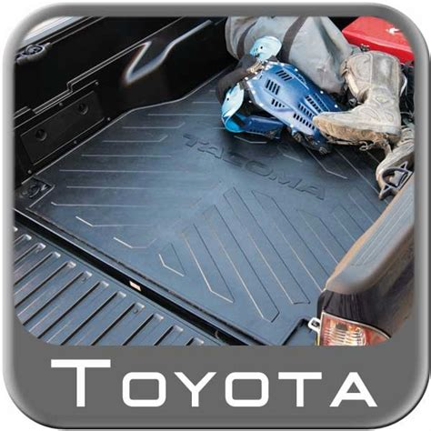 tacoma rubber st new 2005 2017 toyota tacoma cab bed 5 bed