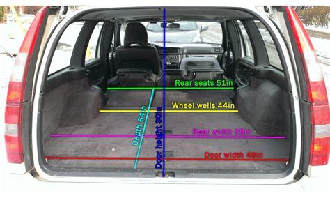 Volvo Xc60 Dimensions by Volvo Xc60 Interior Specs Brokeasshome