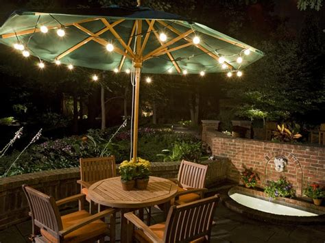 patio light ideas patio lighting ideas the garden