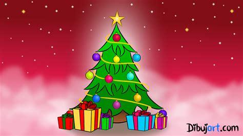 imagenes de arboles de navidad c 243 mo dibujar un 193 rbol de navidad paso a paso dibujart