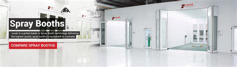 spray paint melbourne spray booth technology junair spraybooths australia