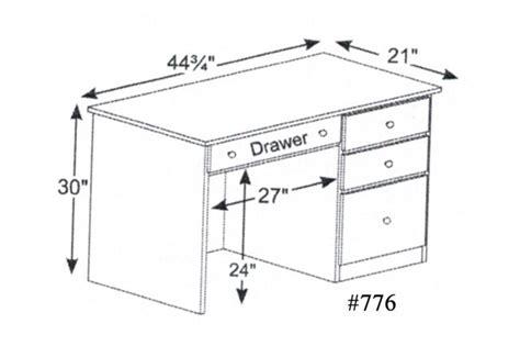 student desk dimensions amish made student pencil desk homesquare furniture