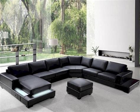 black leather sectional sofa with chaise leather sectional with chaise lounge chaise design