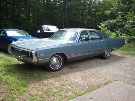 1971 Chrysler New Yorker by 1971 Chrysler New Yorker Pictures Cargurus