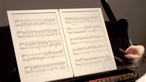 Gvido Dual Screen Sheet Music Reader Debuts in Cannes   The Digital Reader