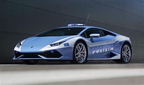 Lamborghini Huracán, la nuova Pantera della Polizia   Wired