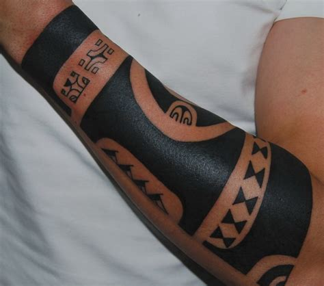 download tribal tattoo lower arm danielhuscroft com