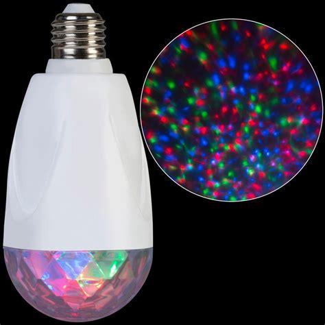 led lightshow lightshow led projection standard light bulb kaleidoscope