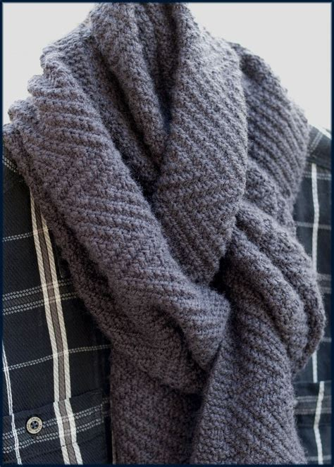 mens scarf knit 17 best images about s knitting on warm