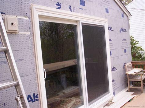sliding vinyl patio doors ta door installation and replacement taexteriors