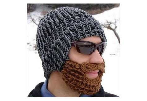beard knit hat i my opinion if you re like me you ll this