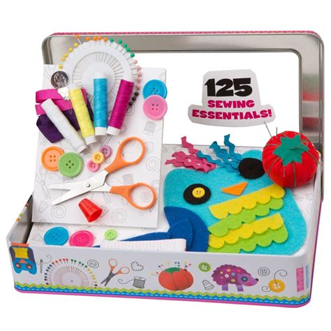 arts and craft kits for my sewing kit craft set educational toys planet