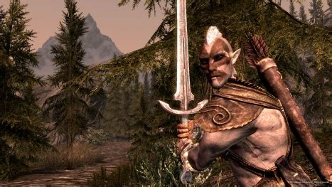 woodworking elder scrolls which race will you play in skyrim ign
