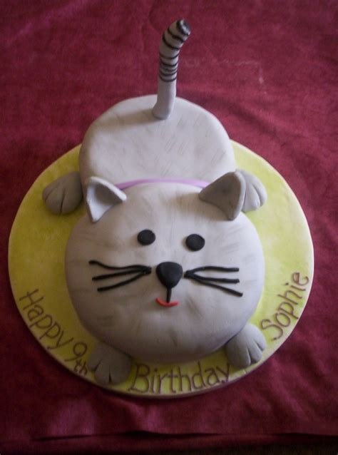 cat ideas cat cakes decoration ideas birthday cakes