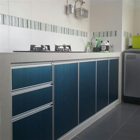 aluminum cabinet door aluminium kitchen cabinet door home furniture on carousell