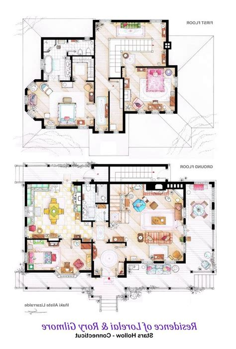 Free Online Floor Plans draw house floor plans online