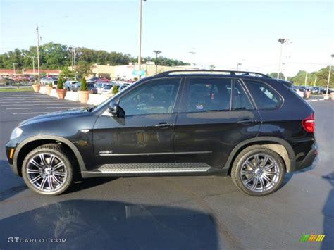 2009 Bmw X5 Xdrive48i by Black Sapphire Metallic 2009 Bmw X5 Xdrive48i Exterior