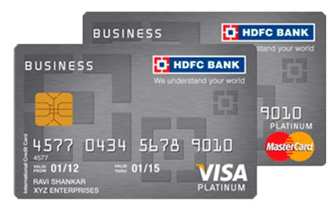 how to make hdfc credit card hdfc business platinum credit card review cardexpert