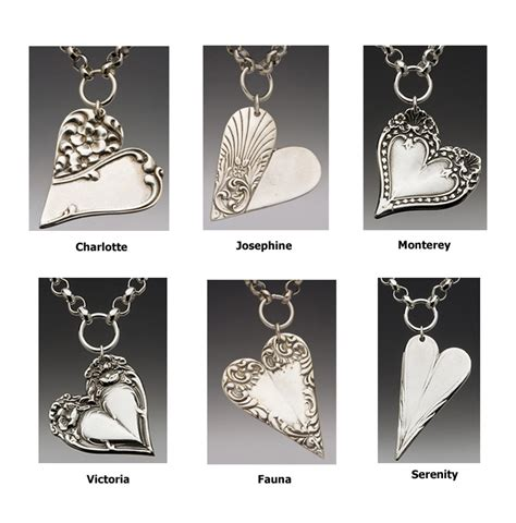 how to make silverware jewelry spoon jewelry spoon charm necklace