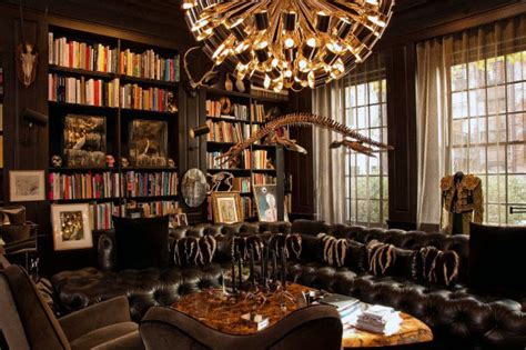 home decor from around the world 90 home library ideas for reading room designs