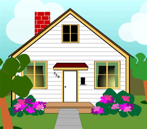 home design picture free housing clip free clipart best