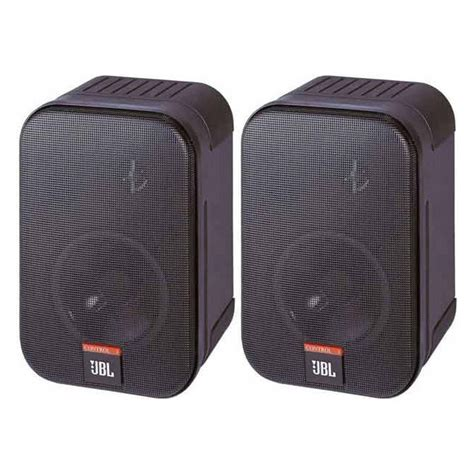Speaker Wall Mounts jbl control 1 extreme 80w pair of monitor speakers