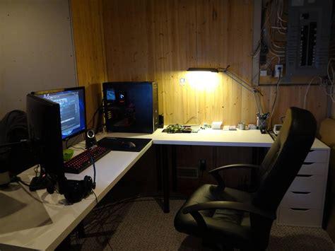 build l shaped desk build an l shaped desk 28 images white modular office