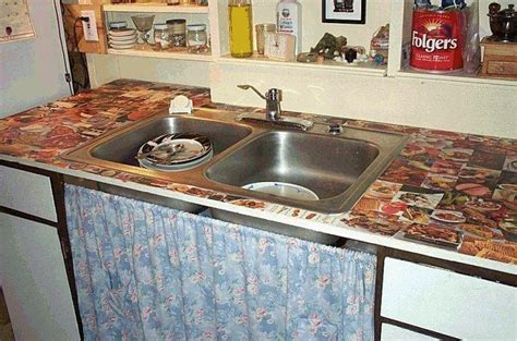 My Rental Decoupage Your Kitchen Counters Don