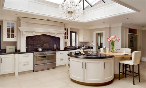 curved island kitchen designs guide to designing a curved kitchen period living