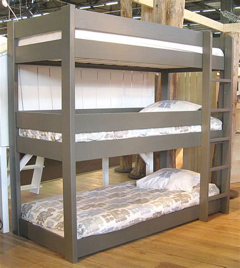 3 high bunk beds bunk beds