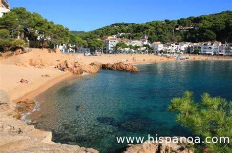 Pour votre location de vacances en Espagne sur la Costa Brava choisissez une villa à Tamariu