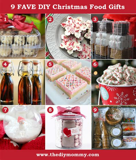food gifts for presents diy food gift ideas xmaspin