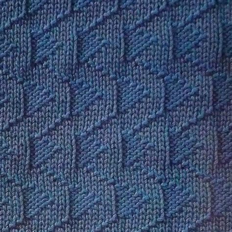 Knit And Purl Stitch Relief Knitting Kingdom